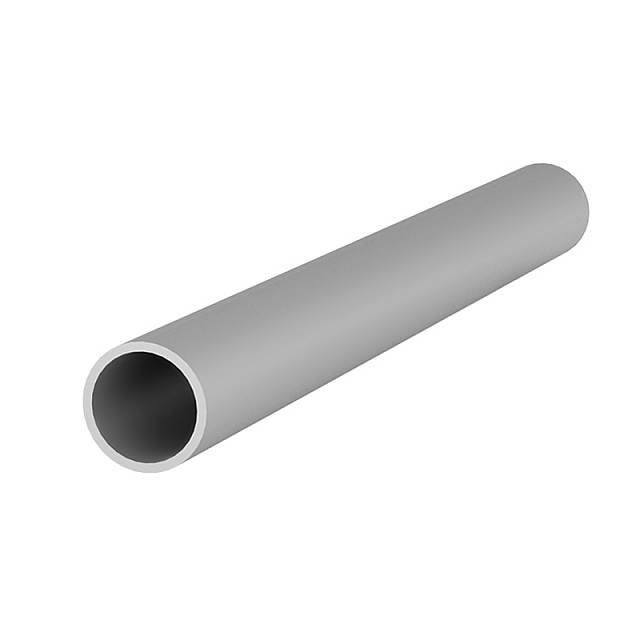 ALUMINUM ROUND TUBE D.20x1,5mm ANODISED